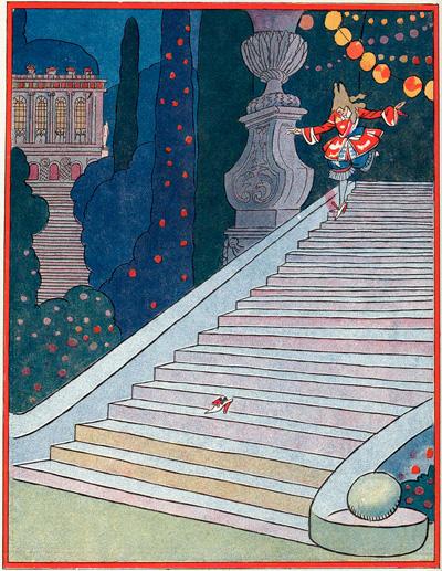 Cinderella Or, The Little Glass Slipper (Felix Lorioux)