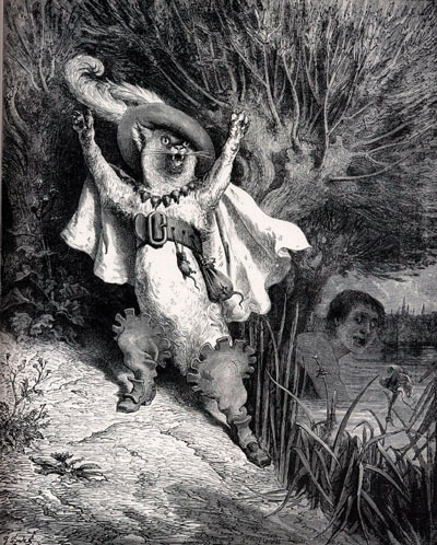 Puss in Boots (Gustave Doré)